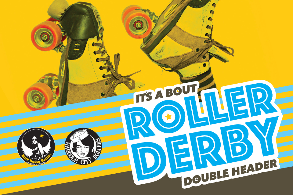 It's A BOUT Roller Derby!