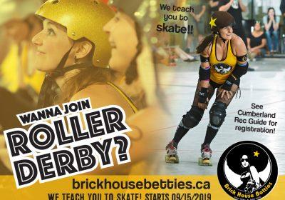 Fresh meat (new skater) intake starts Sept 15/19!