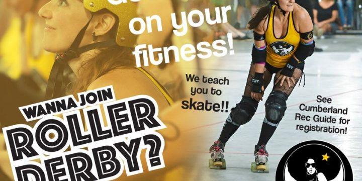 Intro to roller skating starts Jan 2020