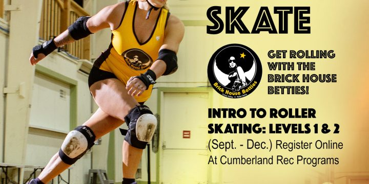 Intro to Roller Skating sessions are back!